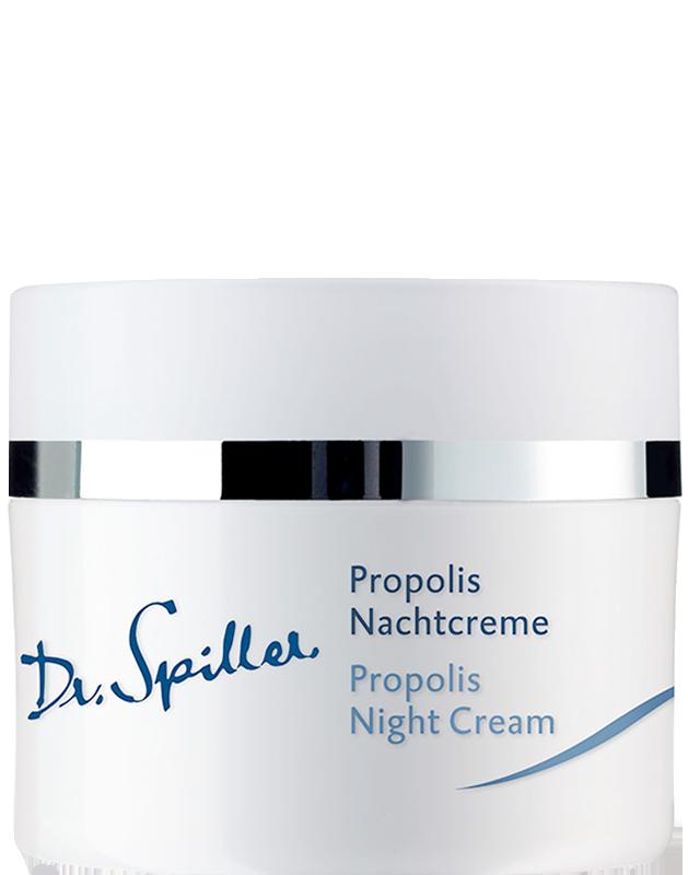 Kem dưỡng đêm giúp giảm mụn Dr Spiller Propolis Night Cream