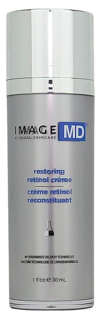 Kem retinol công nghệ ADT trẻ hóa da, mờ thâm nám Image MD Restoring Retinol Crème With Adt Technology TM