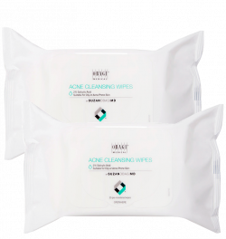 Khăn ướt giúp giảm mụn SUZANOBAGIMD Acne Cleansing Wipes