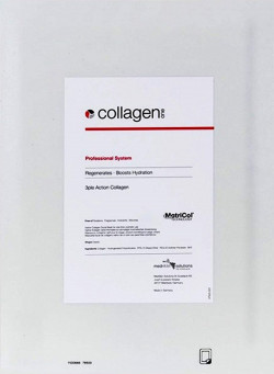 Mặt nạ dưỡng trắng da Collagen Matricol Whitening