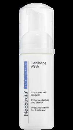 Sữa rửa mặt tẩy da chết Neostrata Skin Active Exfoliating Wash