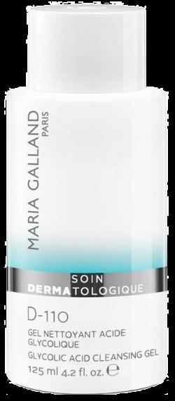 Gel rửa mặt, trắng da Maria Galland Glycolic Acid Cleansing Gel D-110