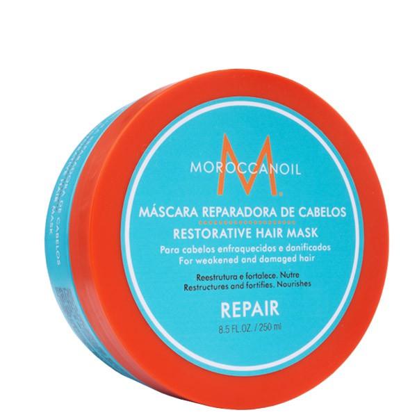 Mặt nạ ủ tóc phục hồi tóc Moroccan Oil Restorative Hair Mask 250ml