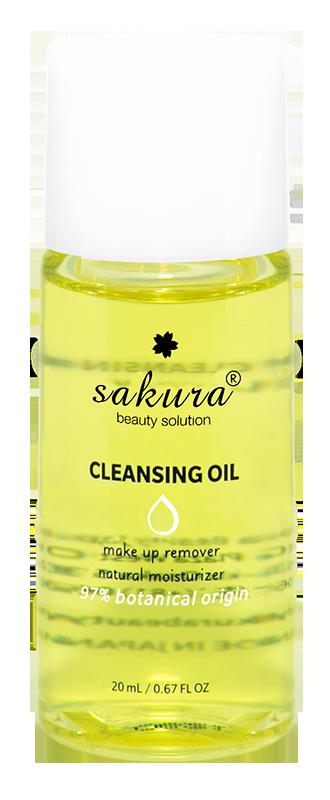 Dầu tẩy trang Sakura Cleansing Oil 20ml
