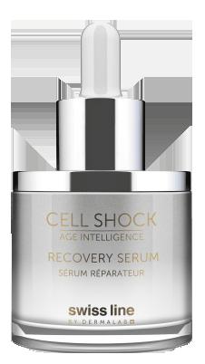 Tế bào gốc thông minh chống lão hóa và phục hồi tế bào thế hệ III Swissline Cell Shock Recovery Serum