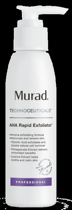 Tẩy tế bào chết chuyên nghiệp cho làn da nhạy cảm, dễ kích ứng Murad AHA Rapid Exfoliator