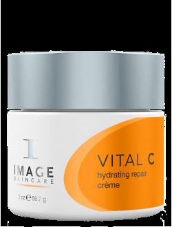 Kem giảm kích ứng, dịu da Image Skincare Vital C Hydrating Repair Creme