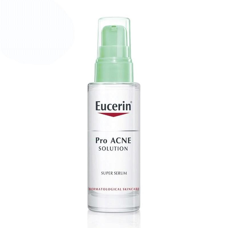 Tinh chất dưỡng giảm mụn Eucerin Pro Acne Solution Super Serum