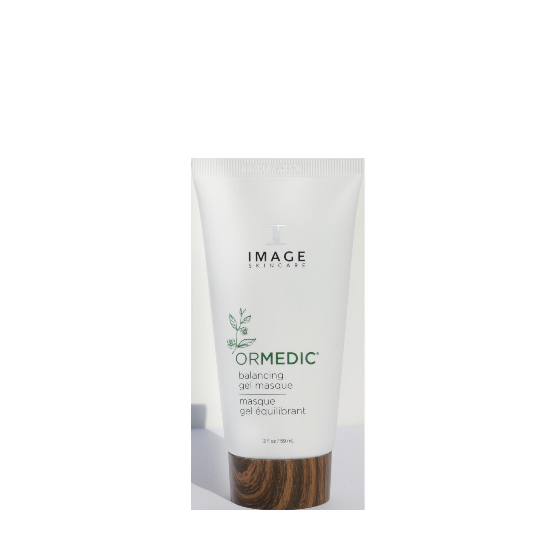 Mặt nạ mát dịu, giảm nhạy cảm, kích ứng tức thì Image Skincare Ormedic Balancing Soothing Gel Masque