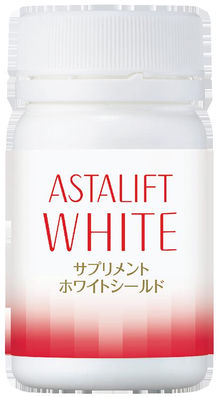 Viên uống làm sáng da Astalift Supplement Whiteshield
