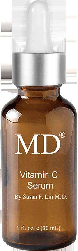 Serum sáng da & se khít lỗ chân lông MD Vitamin C Serum  30ml