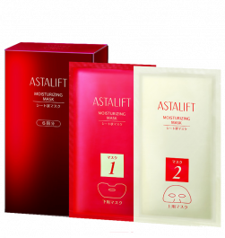 Mặt nạ dưỡng ẩm Astalift Moisturizing Mask 6PCS