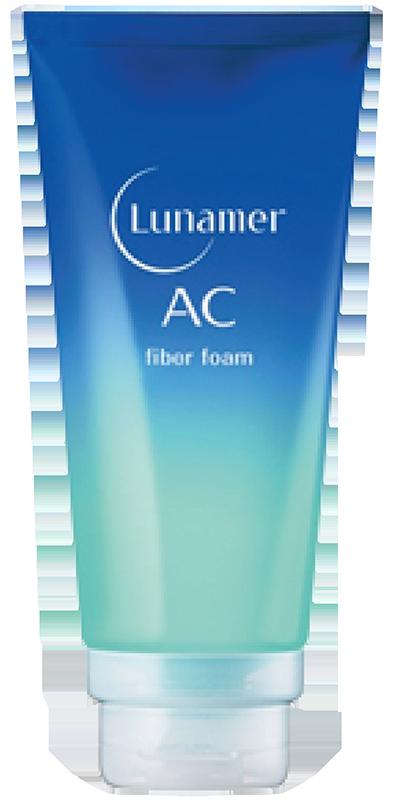 Sữa rửa mặt ngăn ngừa mụn Lunamer AC Fiber Foam