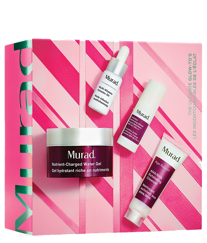 Bộ dưỡng ẩm Murad The Ultimate Glow To's Gift
