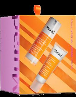 Bộ sản phảm giảm thâm nám cao cấp Murad Rapidly Radiant Skincare Gift Set