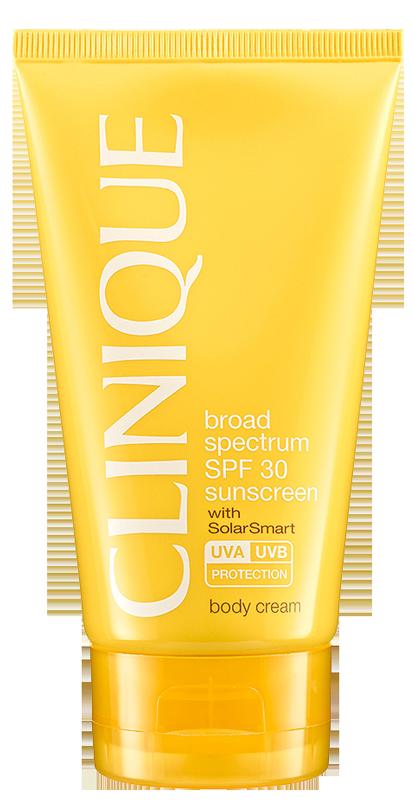 Kem chống nắng toàn thân Clinique Sunscreen Body Cream SPF30