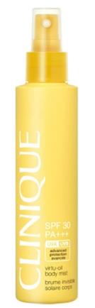 Xịt chống nắng toàn thân Clinique Sunscreen Sheer Body Cream SPF 30 PA+++ 144ml