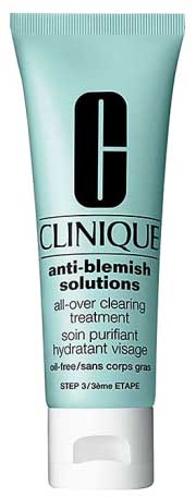 Kem dưỡng ẩm giảm mụn Clinique Anti-Blemish Solution Clearing Moisturizer
