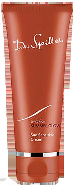 Kem chống nắng Dr.Spiller SUMMER GLOW Sun Sensitive Cream SPF 50