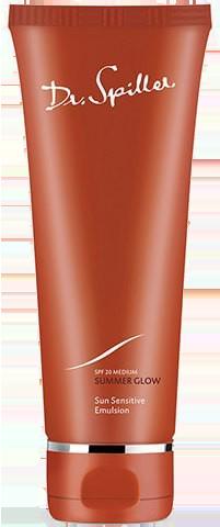 Kem chống nắng Dr.Spiller SUMMER GLOW Sun Sensitive Emulsion SPF 20