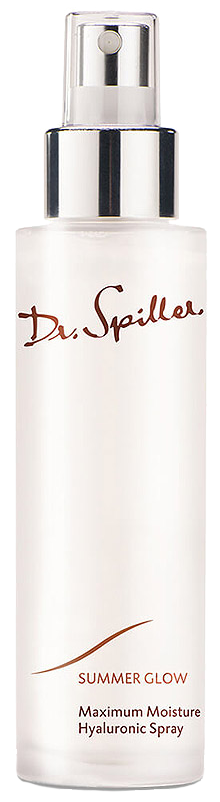 Xịt khoáng dưỡng ẩm tối đa Dr.Spiller SUMMER GLOW Maximum Moisture Hyaluronic Spray
