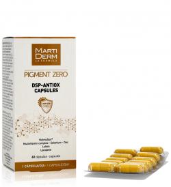 Viên uống giảm nám, sáng da Martiderm Pigment Zero DSP-Antiox Capsules