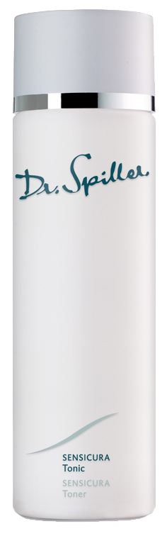Nước cân bằng dạng lotion 1‰ Dr Spiller Sensicura Toner 500ml