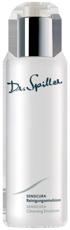 Sữa rửa mặt có khả năng tẩy trang Dr Spiller Sensicura Cleansing Emulsion 500ml