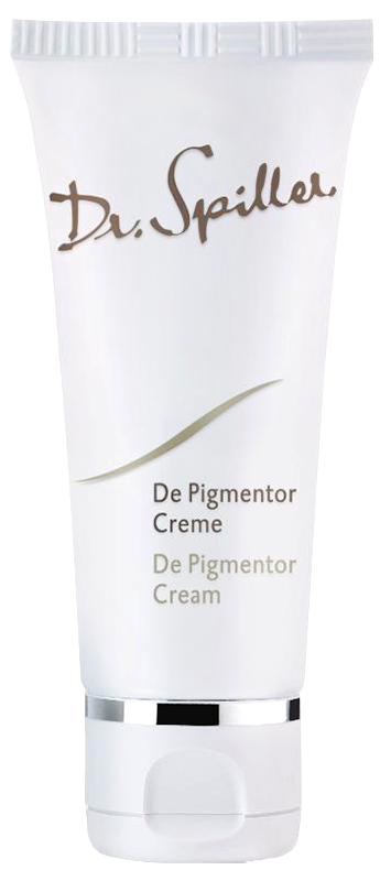 Kem giúp giảm nám làm mờ thâm kiểm soát melanin Dr Spiller De Pigmentor Cream 100ml
