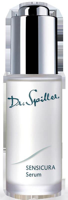 Serum dưỡng ẩm vượt trội cho da nhạy cảm Dr Spiller Sensicura Serum 100ml