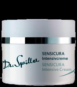 Kem dưỡng chuyên sâu dành cho da nhạy cảm Dr Spiller Sensicura Intensive Cream 50ml