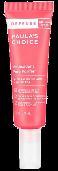 Tinh chất dưỡng ẩm chống oxy hóa Paula's Choice Defense Antioxidant Pore Purifier 30ml