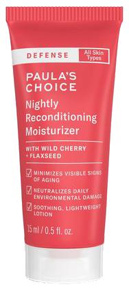 Kem dưỡng ẩm cho làn da mềm mịn Paula's Choice Defense Nightly Reconditioning Moisturizer 15ml