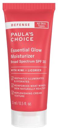 Kem chống nắng dành cho mọi loại da Paula's Choice Defense Essential Glow Moisturizer SPF 30 15ml