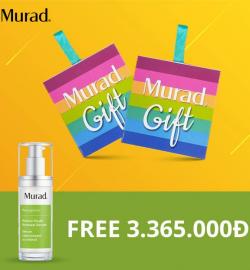 Bộ xóa nhăn retinol, nâng cơ vùng da mặt và mắt Murad