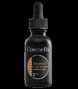 Serum dưỡng trắng và giảm thâm nám CosmeRx Advanced C20 Serum