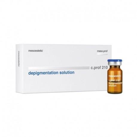 Dung dịch điều trị tăng sắc tố trên da Mesoestetic C.prof 210 Depigmentation solution