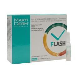 Tinh chất giúp làm sáng da dưỡng ẩm tức thì MartiDerm Flash Ampoules (1 ống)