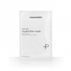 Mặt nạ dưỡng ẩm, tái tạo làn da Post-peel crystal fiber mask