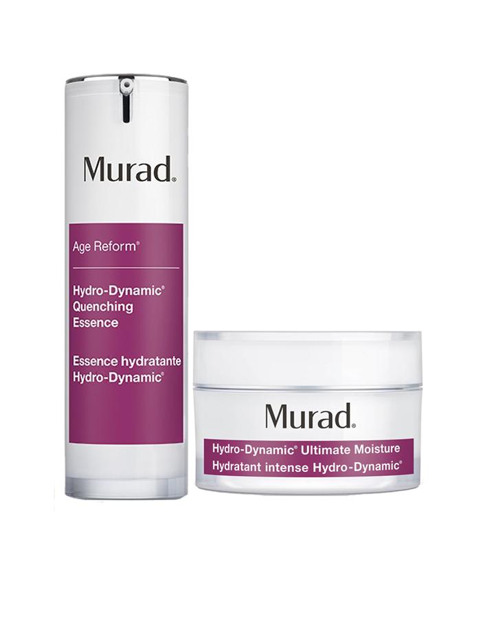 Bộ tăng cường dưỡng ẩm gấp 3 lần Murad Hydro Dynamic