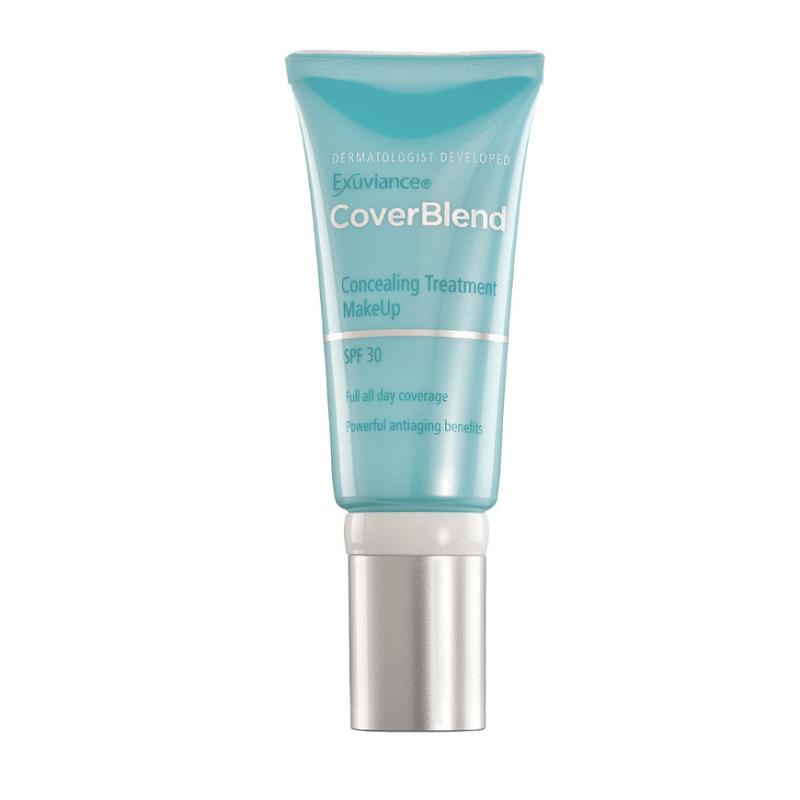 Kem che khuyết điểm trên da mặt Exuviance CoverBlend Concealing Treatment Makeup Tube SPF 30