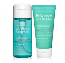 Bộ đôi dưỡng da tay chống lão hóa Exuviance Age Reverse Hand Rejuvenator