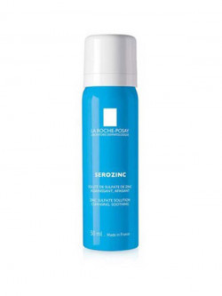 Nước Xịt Khoáng La Roche-Posay Serozinc Zinc Sulfate Solution Cleansing  Soothing 50ml