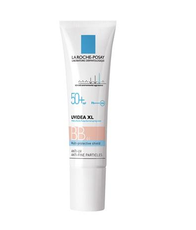 Kem chống nắng trang điểm La Roche-Posay UVIDEA BB CREAM SPF50+ PA++++
