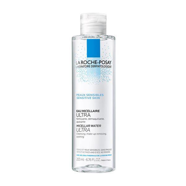 Nước tẩy trang cho da nhạy cảm La Roche-Posay Micellar Water Ultra Sensitive Skin 400ml
