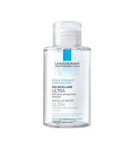 Nước tẩy trang cho da nhạy cảm La Roche-Posay Micellar Water Ultra Sensitive Skin 100ml