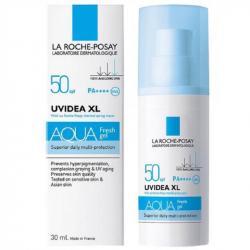Kem Chống Nắng La Roche-Posay Uvidea Xl Aqua Fresh Gel Spf 50 Pa++++ Uva