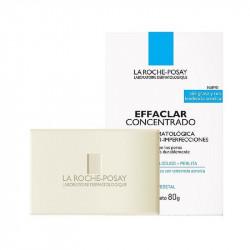 Thanh rửa mặt và làm sạch toàn thân La Roche-Posay Effaclar Purifying Dermatological Barfor Oily And Sensitive Skin