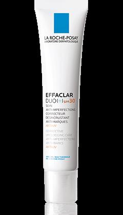 Kem dưỡng giảm mụn, chống nắng La Roche-Posay Effaclar Duo (+) SPF30