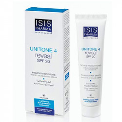 Kem chống nắng ISIS PHARMA Unittone 4 reveal SPF 20